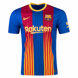Camiseta Del Estadio Del Fc Barcelona 2020/21