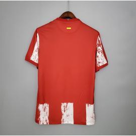 Camiseta Del Atlético De Madrid 2021/2022 Niño