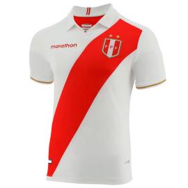 Camiseta Perú Primera Equipaciónes De Fútbol 2019/2020