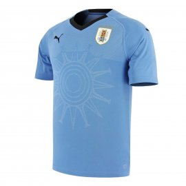 Camiseta Uruguay primera Equipación 2018