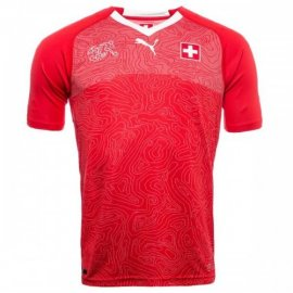 Camiseta 1a Equipación Suiza