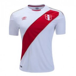 Camiseta 1a Equipación Perú 2018