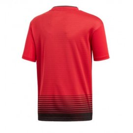 Camiseta 1a Equipación Manchester United 18-19 Niños