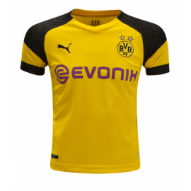 Camiseta 1a Equipación BoRusia Dortmund 18-19 Niños