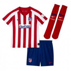 Camiseta Atlético De Madrid 1ª Equipación 2019/2020 Niño Kit