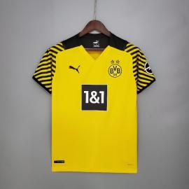 Camiseta Borussia Dortmund Primera Equipación 2021/2022