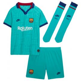 Camiseta Barcelona 3ª Equipación 2019/2020 Niño Kit