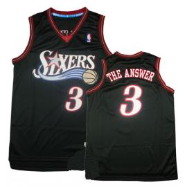 Camiseta Allen Iverson 'The Answer' Philadelphia 76ers