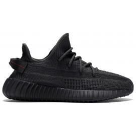 Yeezy Boost 350 V2 'Black Non-Reflective'