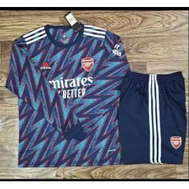 Camiseta Arsenal Fc Tercera Equipación 2021-2022 Niño ML