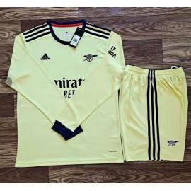 Camiseta Fc Arsenal Segunda Equipación 2021-2022 ML