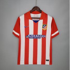 Camiseta Retro Atletico Madrid Primera Equipación 13/14