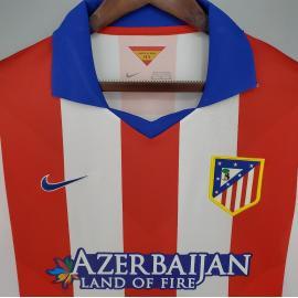 Camiseta Retro Atletico Madrid Primera Equipación 14/15