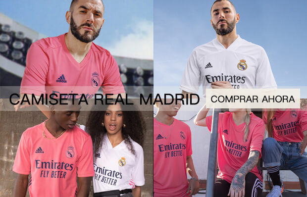 camiseta del real madrid 2019
